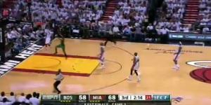 Boston Celtics vs. Miami Heat - Game 1
