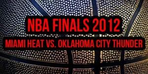 NBA FINALS 2012 miami heat oklahoma city thunder