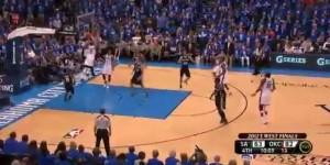 Oklahoma City Thunder San Antonio Spurs