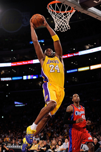 Kobe Bryant Hangtime