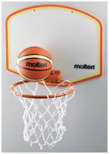 Molten Basketballkorb Mülleimer